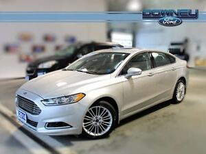 2014 Ford Fusion SE, LEATHER, AWD, NAVIGATION, HEATED SEATS LOW