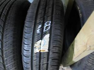 195/60R15 SINGLE ONLY NEW CONTINENTAL A/S TIRE