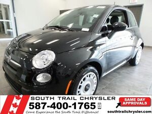 2016 FIAT 500 Pop CONTACT CHRIS FOR ADDITIONAL INFO!