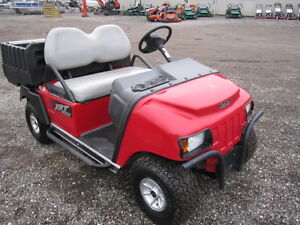 2012 CLUB CAR XRT800 COMPACT UTILITY VEHICLE *FINANCING AVAIL Kitchener / Waterloo Kitchener Area image 1