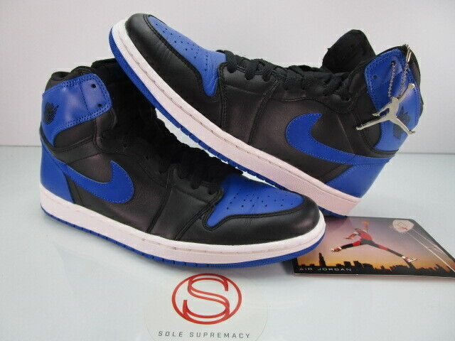 2001 Nike Air Jordan I 1 Retro ROYAL 11.5