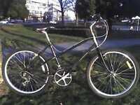 Vintage Ladies Mountain Bike
