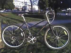 Vintage Ladies Mountain Bike