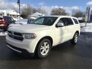 2011 Dodge Durango SXT AWD CAMERA 7 PASS  8999$