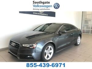 2014 Audi A5 LEATHER | SUNROOF | BACK UP CAMERA | BLUETOOTH