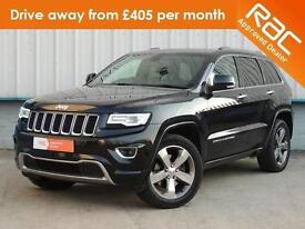 2015 JEEP GRAND CHEROKEE 3.0 V6 CRD OVERLAND 4X4 DIESEL