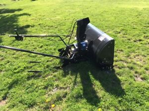 """42 """" MTD Snow thrower for sale"""