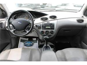 2004 Ford Focus *ZX5 Premium* / LOW KMs  .AUTO.  LEATHER . SUNRO Kitchener / Waterloo Kitchener Area image 16