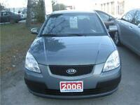 2006 Kia Rio Rio5 EX PRESTIGIOUS CONDITION Mississauga / Peel Region Toronto (GTA) Preview