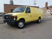 2010 Ford E-250 EXTENDEDDD **ONLY 109KM**