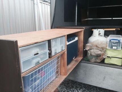 8 x 5 Travel cover, Kitchen & Storage Wattle Grove Kalamunda Area Preview