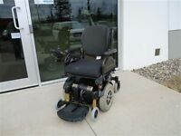 ELECTRIC POWER WHEELCHAIR (RETAILS FOR $5800) SELL FOR ONLY $490