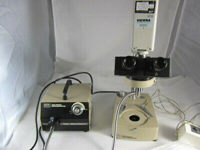 Ram Optical Instruments Roi Trinocular Microscope Systems With Digital Camera