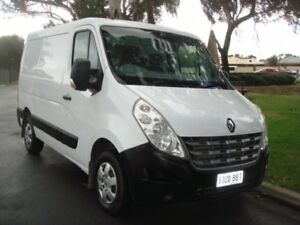 2014 Renault Master X62 Low Roof SWB White 6 Speed Manual Van Broadview Port Adelaide Area Preview