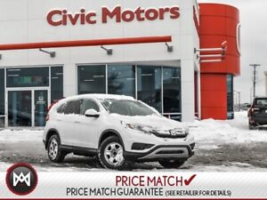 2015 Honda CR-V SE - AWD, 7YEAR/200,000 KMS HONDA WARRANTY