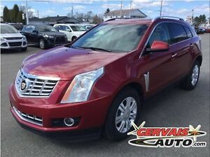 Cadillac SRX Luxury AWD Navigation Cuir Toit Panoramique MAGS 20