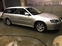 CHEAP 4X4 SUBARU LEGACY 2.0 ESTATE AWD MOT PART /EX WELCOME