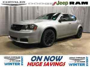 2014 Dodge Avenger SE BLACKTOP PACKAGE A/C KEYLESS ENTRY