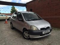 Toyota Yaris 1.0 VVT-i 16v GS 5dr GENUINE 88,000 MILES FROM NEW