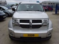 2008 DODGE NITRO IN GOOD CONDITION - AUTO DIESEL