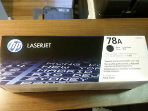 HP LaserJet Ink cartridge, Black