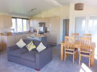 Choice of 4brand new 2017 lodges for sale,best seaviews on the NORTHUMBERLAND coast