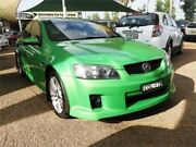 2009 Holden Commodore VE MY09.5 SV6 Green 5 Speed Sports Automatic Sedan Minchinbury Blacktown Area Preview