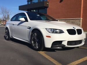 2011 BMW M3 Coupe - Low KM, BMW electronic steering wheel!