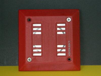 Faraday 6140 Fire Alarm Speaker 21-30v Dc