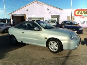 2001 Renault Megane Expression Silver 4 Speed Automatic Cabriolet North St Marys Penrith Area Preview