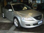 2003 Mazda 6 GG Classic Silver 4 Speed Auto Activematic Sedan Fremantle Fremantle Area Preview