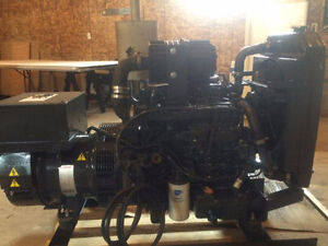 Used Yanmar Stand By Generator