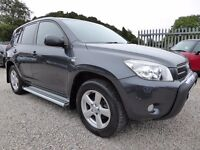 Toyota Rav 4 XT-R D-4D, DIESEL, Just Arrived in to Stock, Lovely Example, Won't Hang Around Long