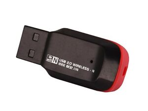 USB Wireless WiFi Lan 802.11N Adapter 150 mbps
