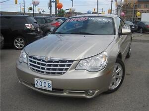 2008 Chrysler Sebring Touring| HARDTOP CONVERTIBLE | V6 | LTHR |