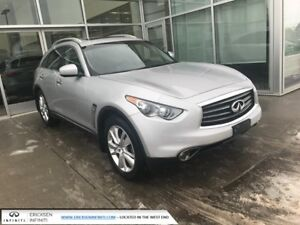 2013 Infiniti FX37 NAV/AROUND VIEW MONITOR/HEATED AND COOLED SEA