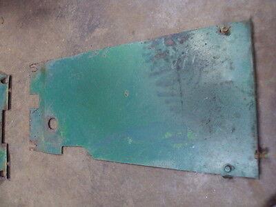 John Deere 530 Gas Tank Shield