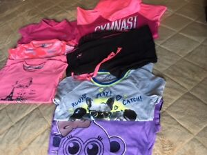 Girls Clothes lot# 6- size 7/8
