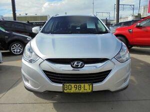 2012 Hyundai ix35 LM2 Elite Silver Auto Sports Mode Wagon Granville Parramatta Area Preview