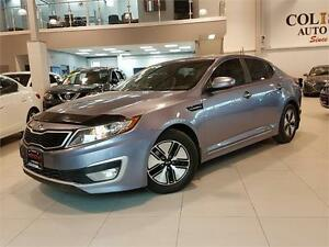 2012 Kia Optima Hybrid PREMIUM-REAR CAM-BLUETOOTH-ONLY 85KM