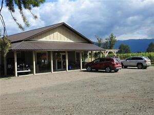 Winery 9.14 Acres Well Established in Enderby