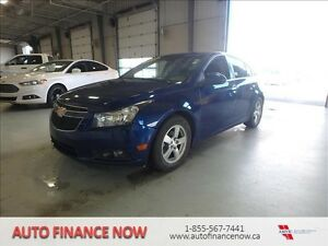 2012 Chevrolet Cruze LT Turbo UBER OR TRAPP CAR DRIVERS SPECIAL