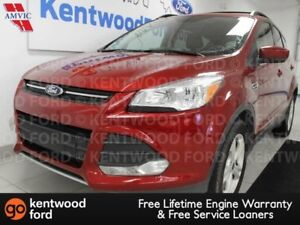 2016 Ford Escape SE 4WD ecoboost, NAV, heated power leather seat