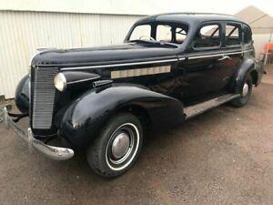 1937 Buick Century 860 Blue 3 Speed Manual Sedan Woodville Park Charles Sturt Area Preview