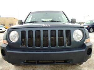2008 Jeep Patriot NORTH EDITION-LEATHER SEATS-ONE OWNER-CLEAN