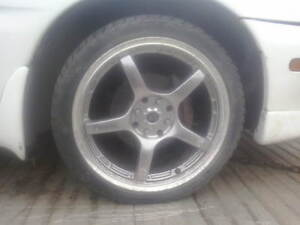 racing wheels and tires for 4 stud