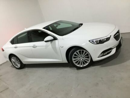2018 Holden Calais ZB MY18 Liftback White 9 Speed Sports Automatic Liftback Mile End South West Torrens Area Preview
