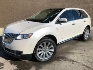 2012 Lincoln MKX Limited AWD **ONLY 83,476kms** One Owner Clean!