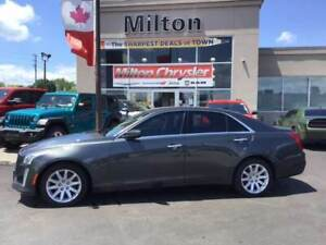 2015 Cadillac CTS ALL WHEEL DRIVE|2.0L Turbo|LEATHER|NAVIGATION
