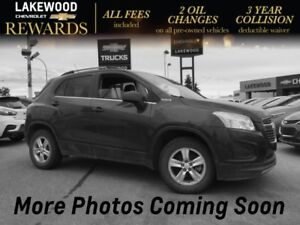 2014 Chevrolet Trax LT AWD (Remote Start, Colored Touch)